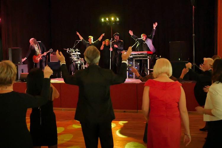 Tanzmusik Gala Band für Party
