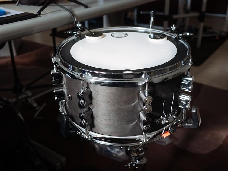 Silent Snare Drum - Quiet Noise