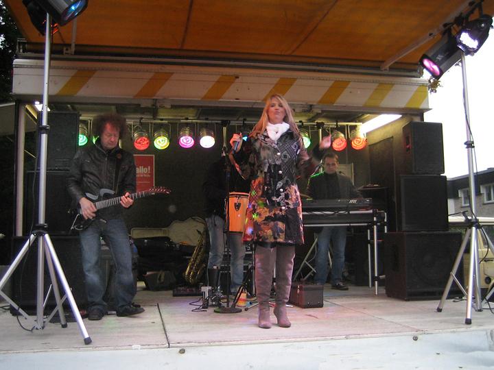 Das Kürbisfest in Langenfeld mit Live Band aus Köln