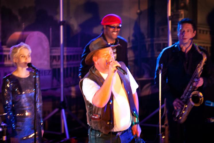 Lars singt und siegt