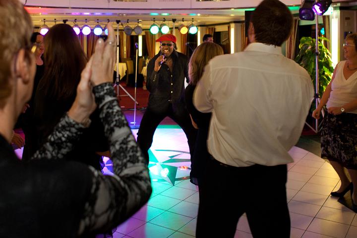 soul für den disco-tanz