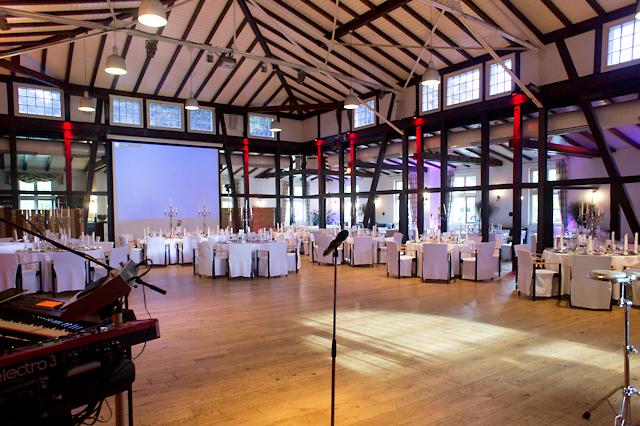 Eine schöne Location für Hochzeiten im Raum Düsseldorf, das Gut Mydlinghoven