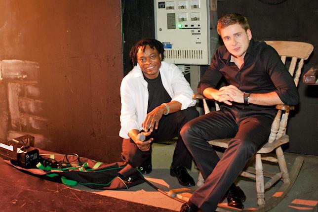 Ova Steel und Matthias