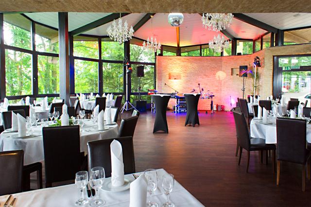 Restaurant Villa Vue Essen