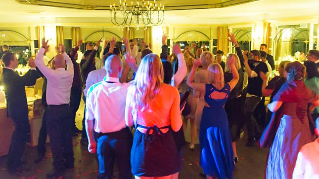 Hochzeitsfeier Gasthof Spieker