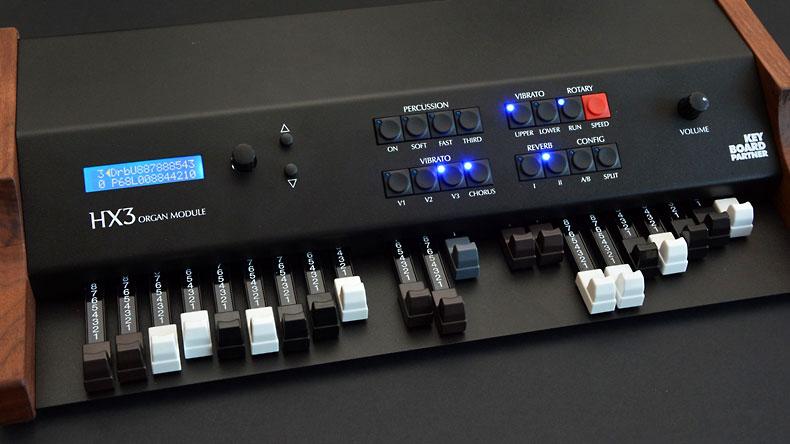 HOAX-Hammond-Sound-Module