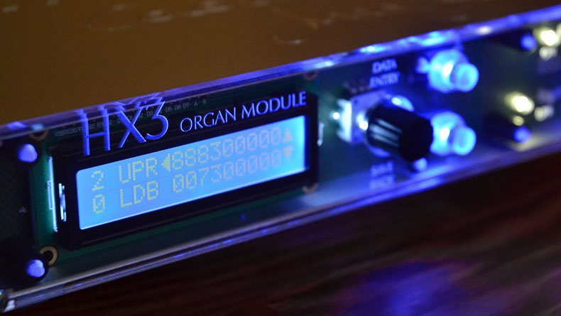 HX3-ORGAN-Hammond-Module
