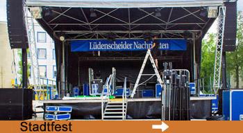 Live Band für Stadtfest und Kirmes mieten