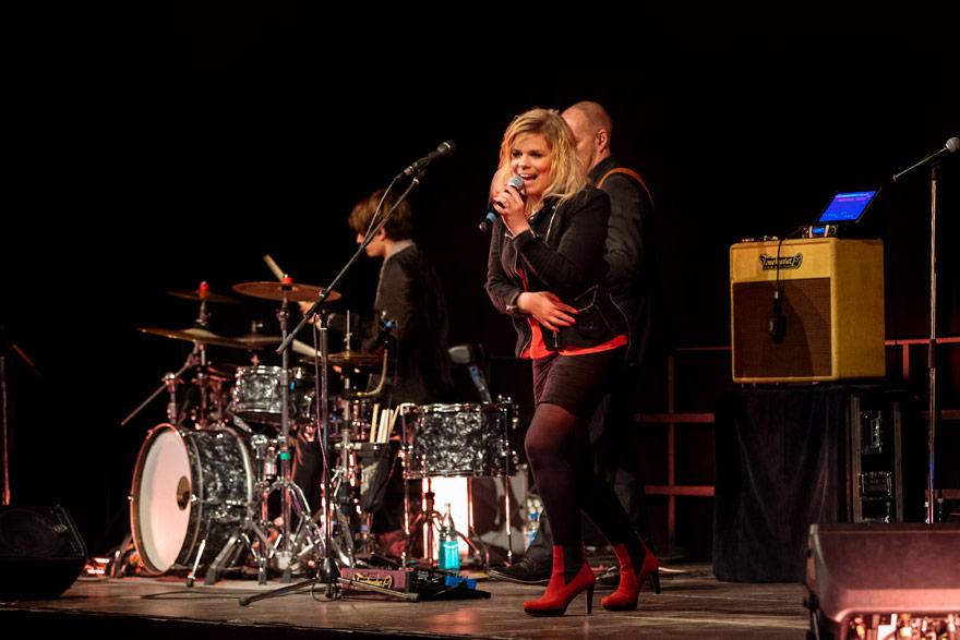 Tanzmusik mit unserer Band in Frankfurt und Umgebung.