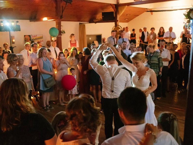Hochzeitsfeier Restaurant Siegburg