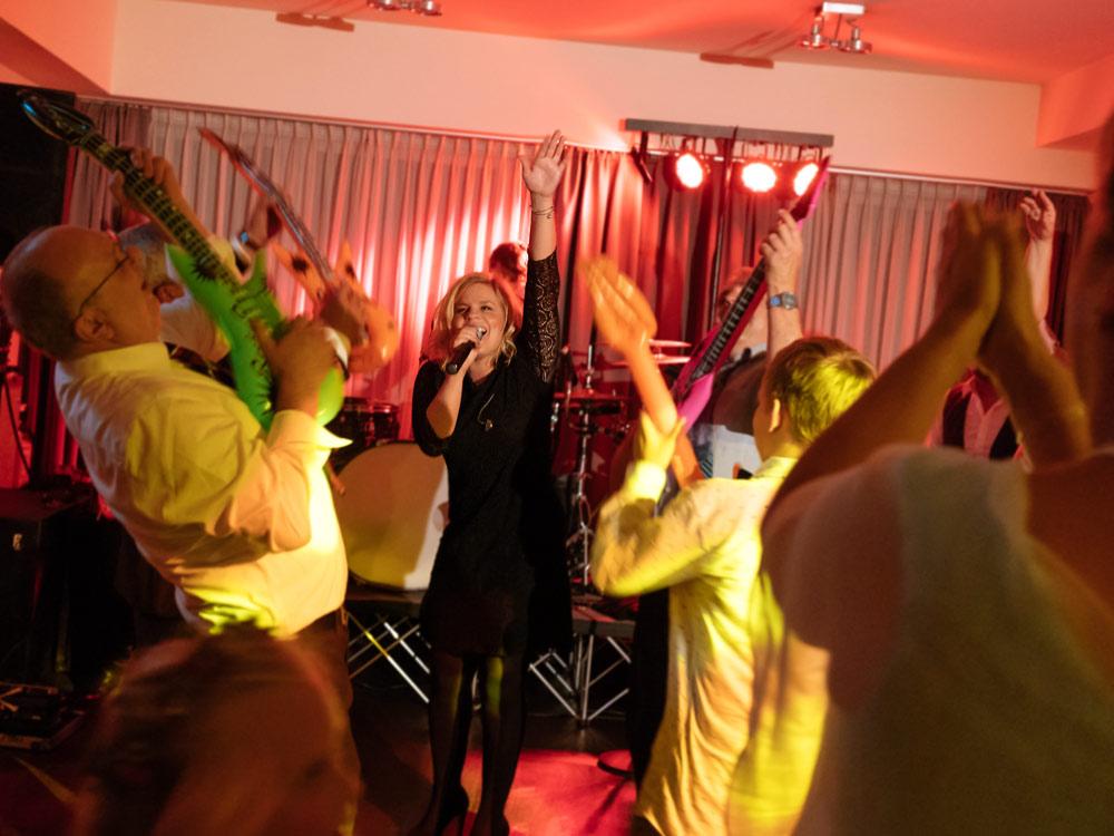 Neue und junge Partybands in NRW