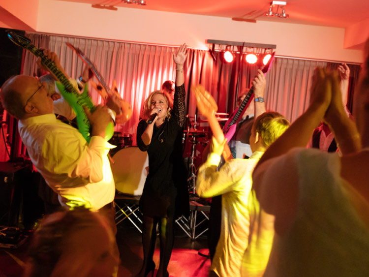 Unsere Partyband in Kerpen