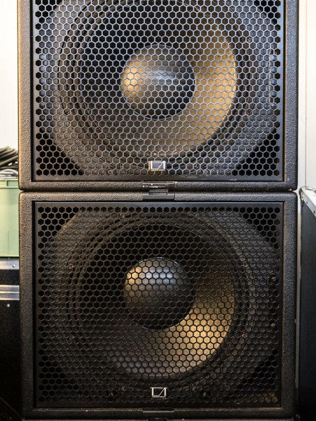 Cadenbach 15 Zoll Speaker. Ein toller Bass Lautsprecher.