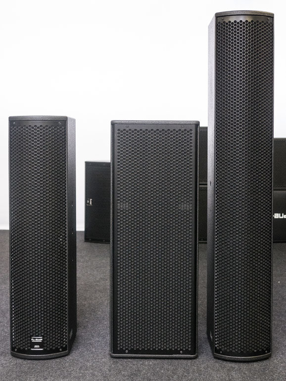 Neue Band PA Speaker und Live Boxen aus diesem Jahr.