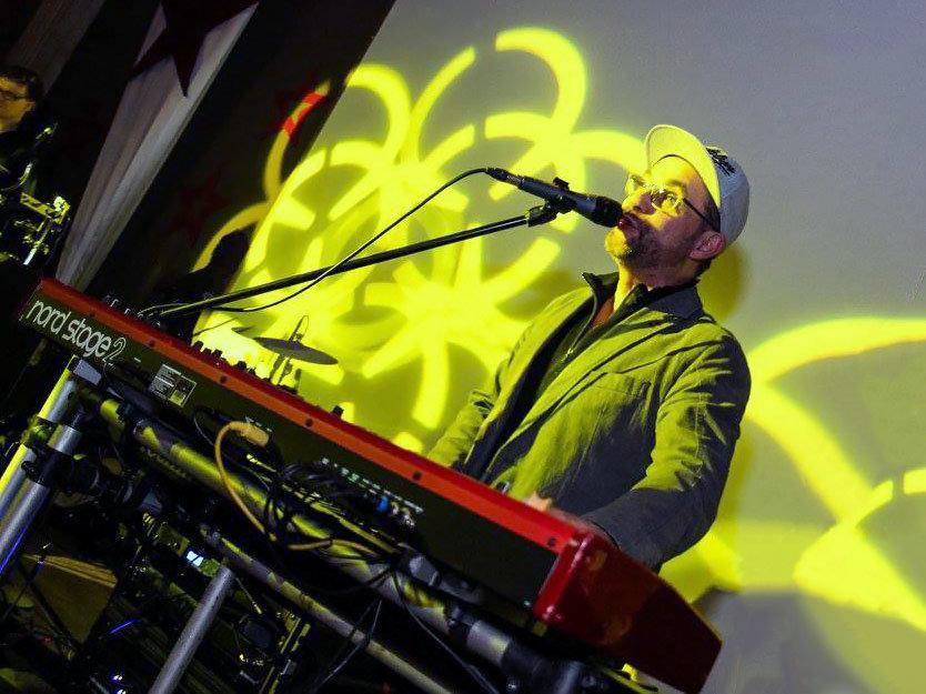 Keyboarder Dirk Baumbach - Foto von 2018