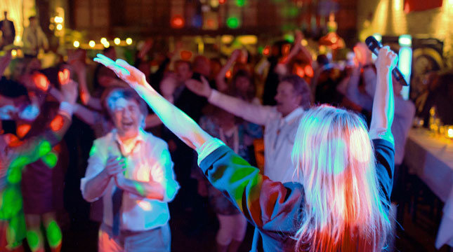 Lecker Nudelsalat Partymusik Band