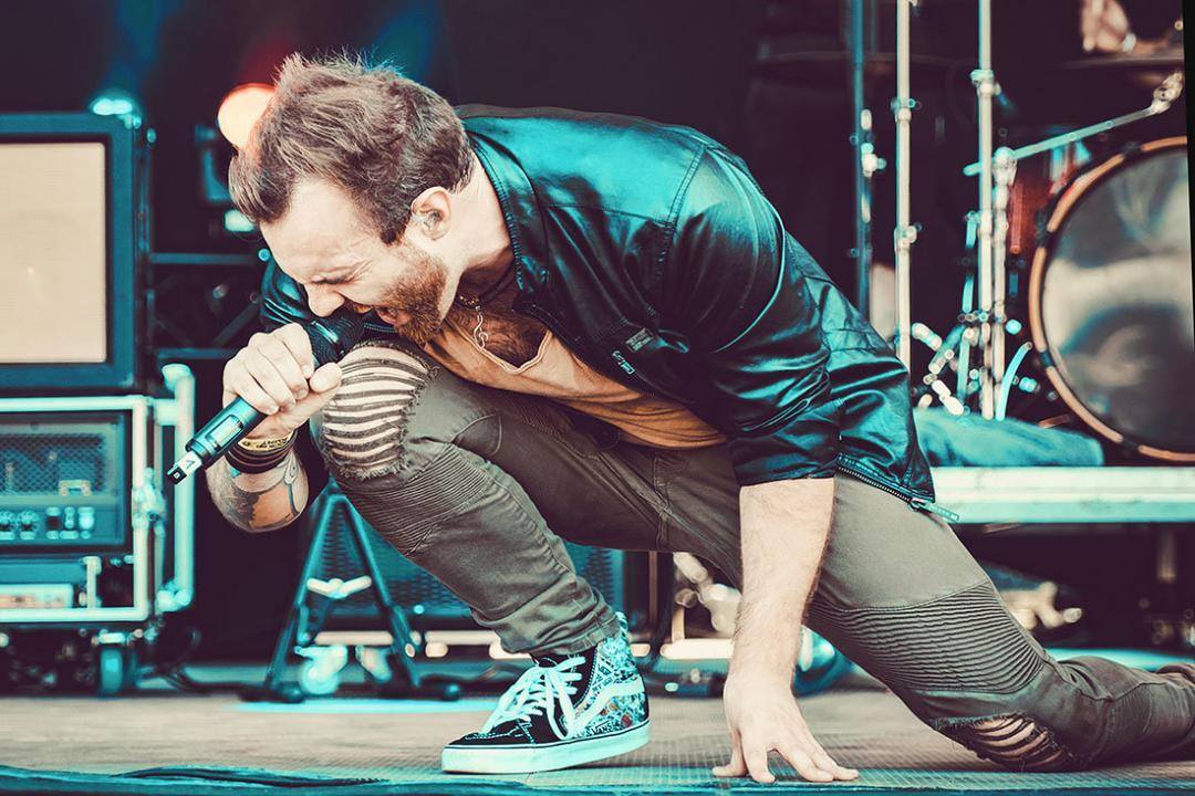 Chris Koch Live - Sänger im Jahr 2019