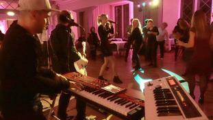 Die Feier in Darmstadt ein Video Screen