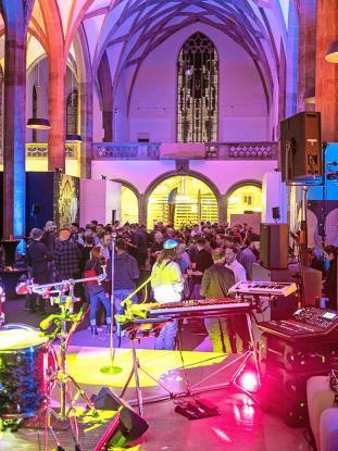 Foto der Digital Church Aachen