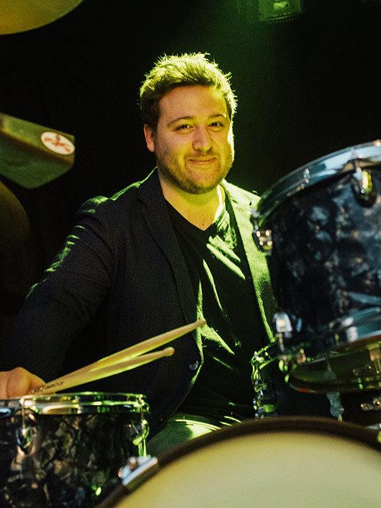Partyband Drummer Patrick | Foto aus 2019