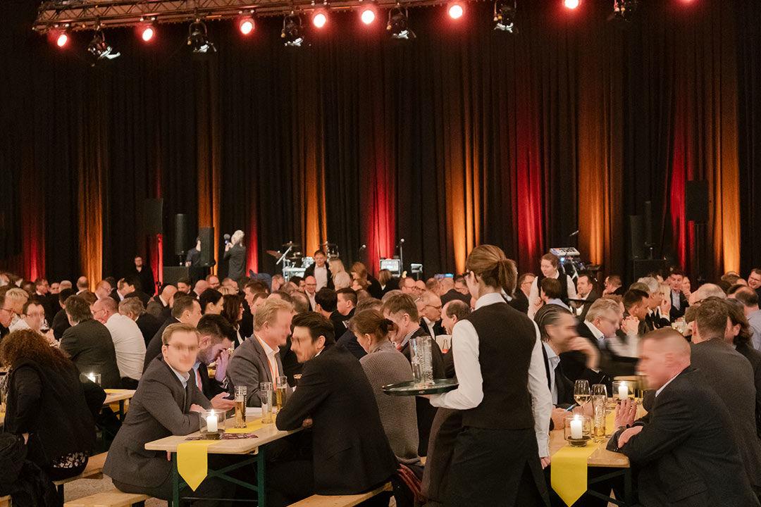 Band Messe Event Dortmund Messe Halle