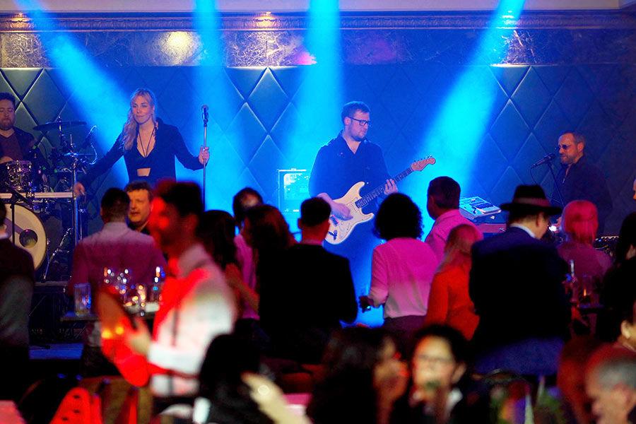 Partymusik Band für Cover Musik in Köln und Umgebung.