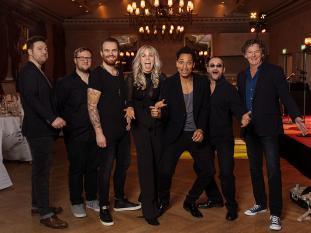 Lecker Nudelsalat Band Foto XL | Neu in 2019.