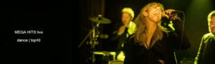 Top40 Party Band und Dance Mega Hits live. Slider
