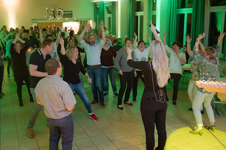 Liveband für Party | Livemusik mit unserer Band