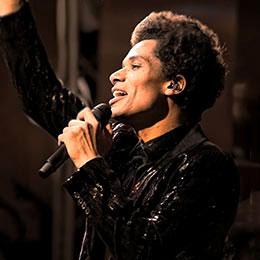 Latin und Pop Sänger Gregorio
